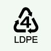 #4 LDPE (Low Density Polyethylene) Plastic Recycling