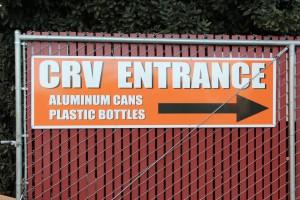 CRV Recycling Sacramento
