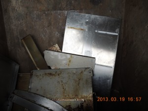 Stainless Steel Recycling, Stainless Clean