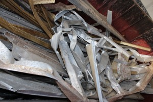 Aluminum Clean Extrusion - Aluminum Recycling