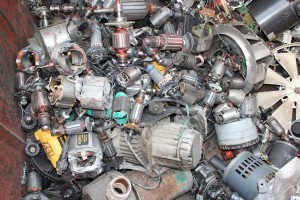 Electric Motors - Electronic Recycling Sacramento