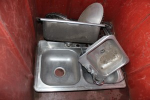 Stainless Dirty - Stainless Steel Recycling
